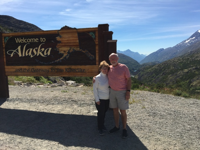 Thanks for planning our spectacular Alaskan cruise and land excursion. It was everything we hoped it would be, and then some.